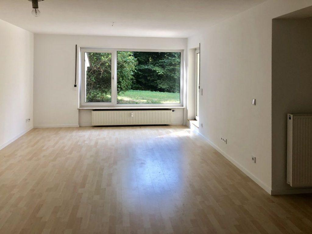 Virtuelles Homestaging - Vorher